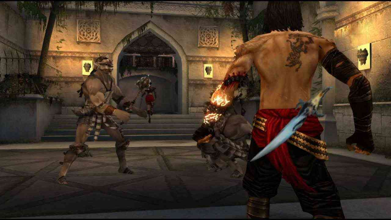 action-adventure psp game