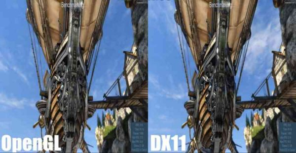 Comparison of OpenGL and Direct3D