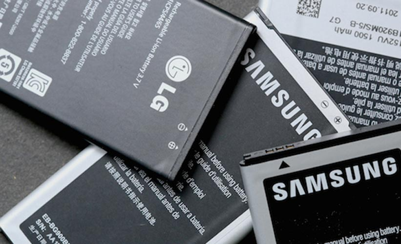 Battery and smartphones how does it work