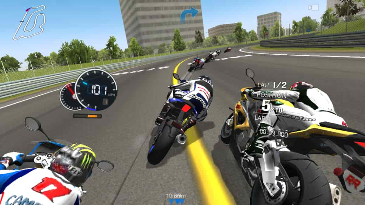mobile Bike Racing Games