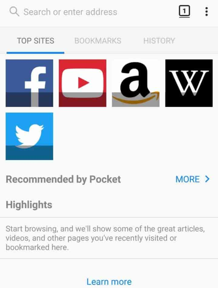 5 Best Fastest Web Browser for Android