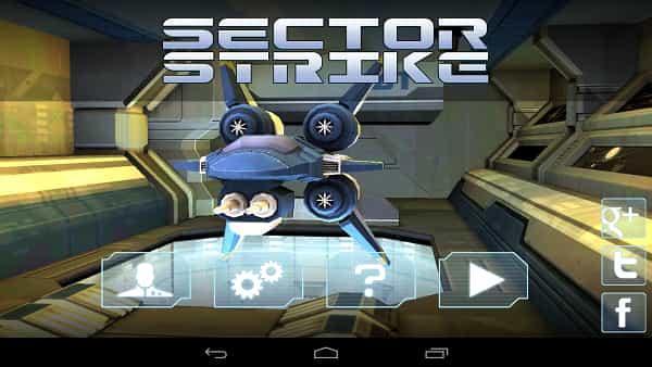 Sector Stike