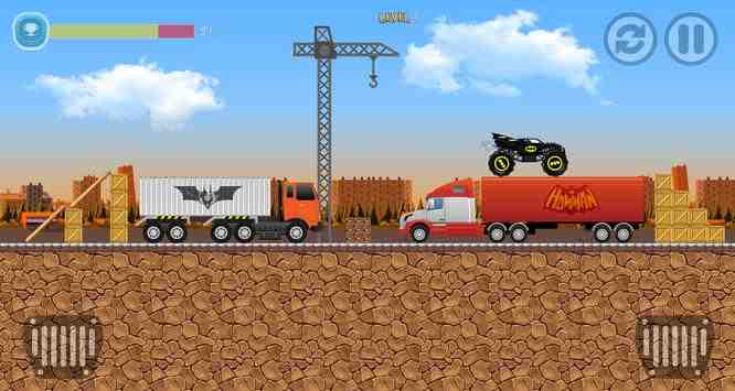 Monster Truck Unleashed Challenge Racing