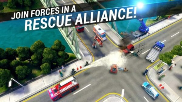 Rescue Strategy Game