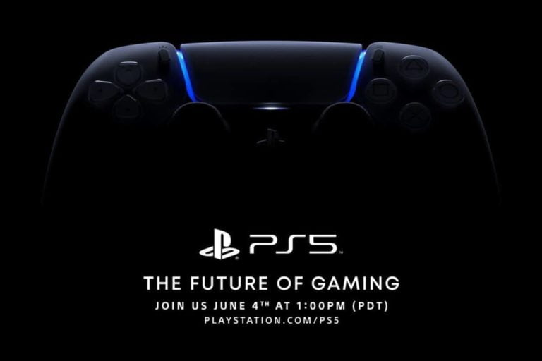 PS5 Live Event