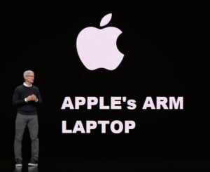 Apple will launch ARM MacBook Pro laptop at an event