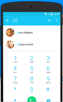 Android Dialer Apps